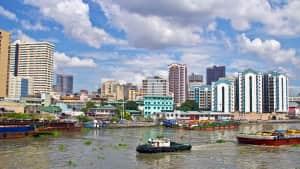 Manila-Filipinler-Asya