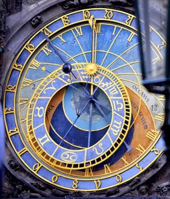 Prag-Astronomik-Saat