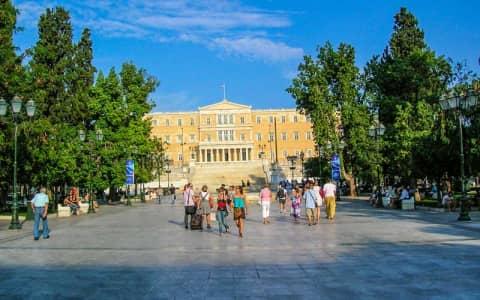 Syntagma Meydanı, Atina