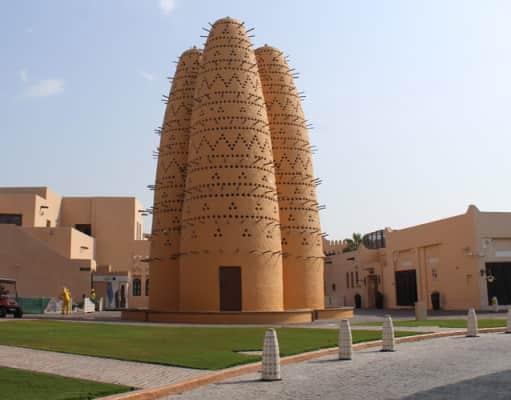 Guvercin-Kulesi-Doha