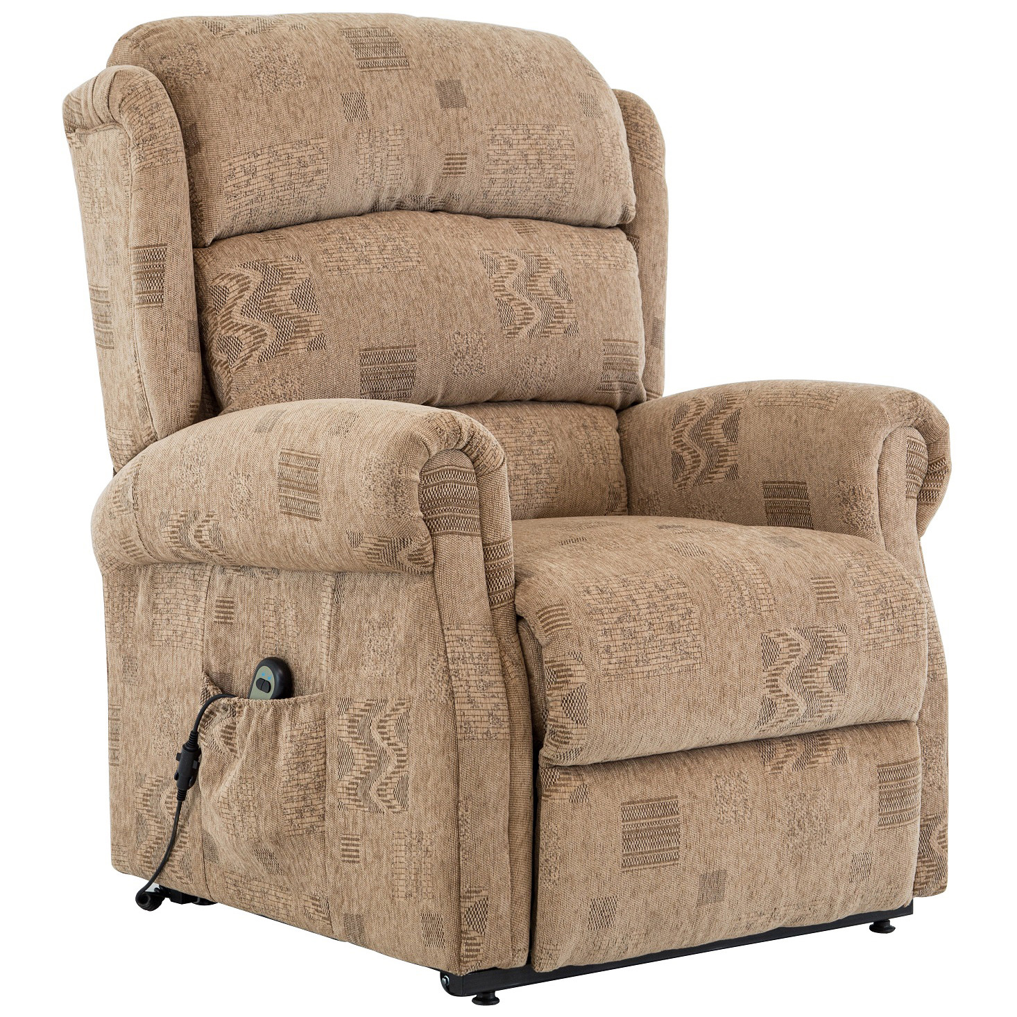 Description Wheat fabric mobility rise and recline