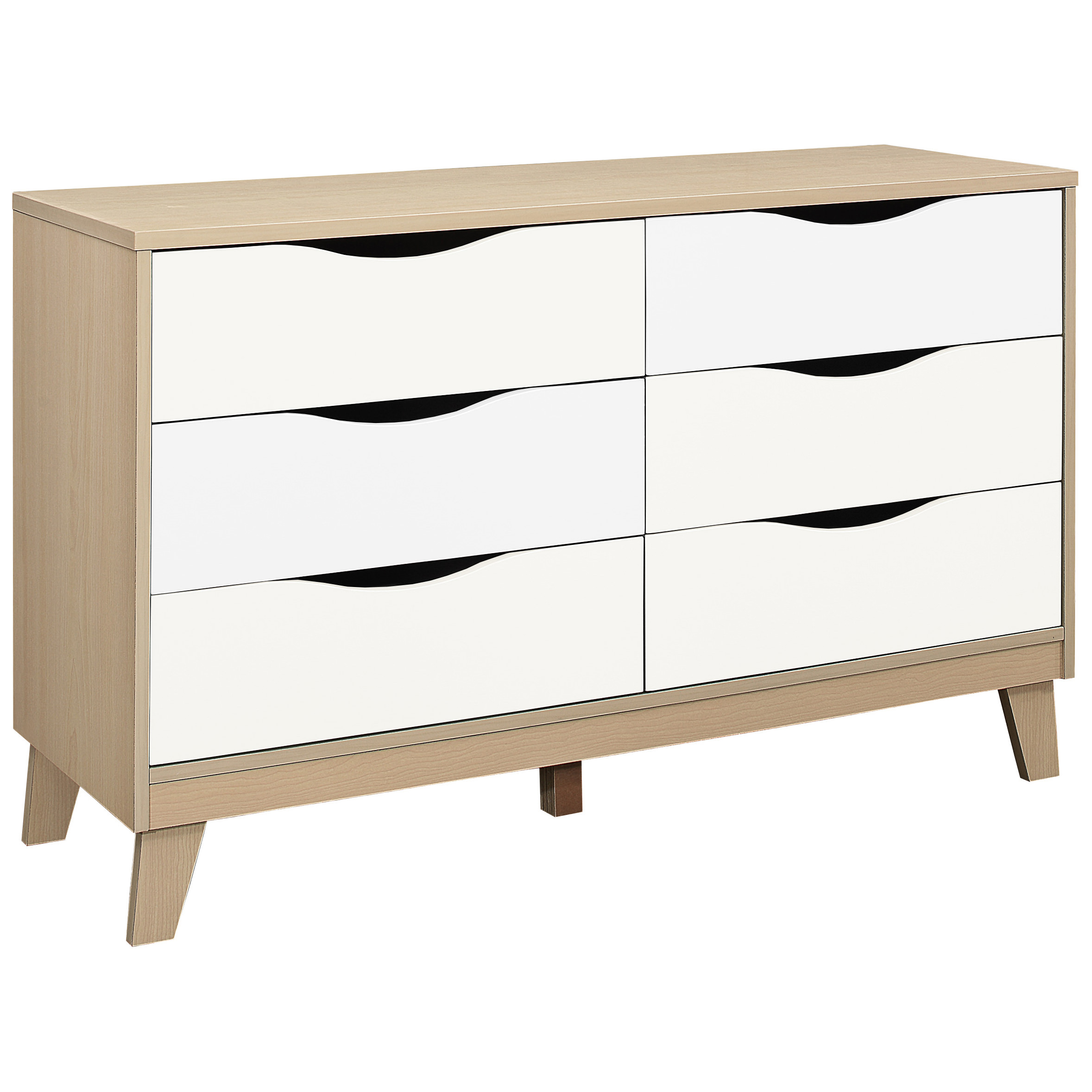hem drawer interior dresser ideas storage tall white inspiring homeware design ikea with hemnes