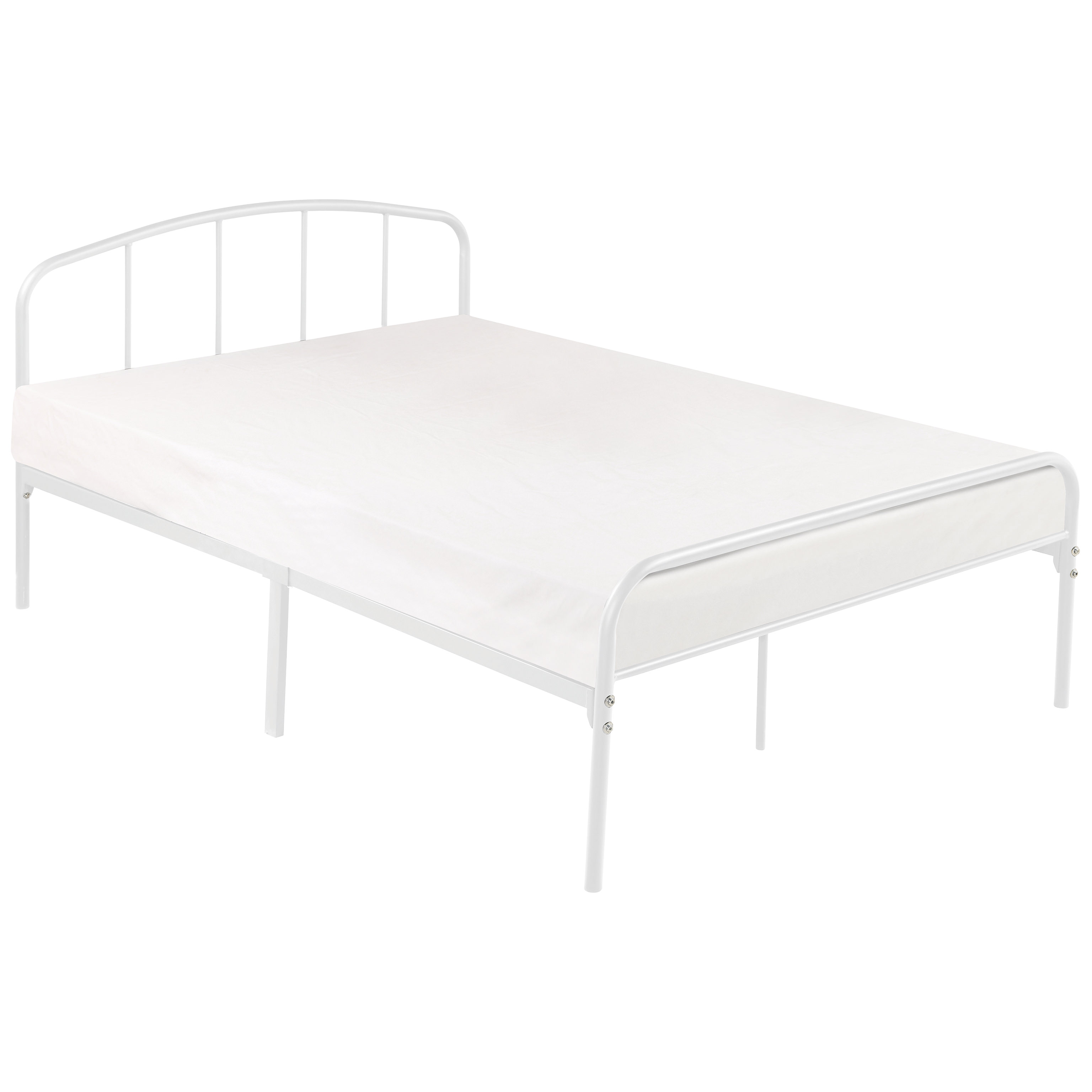 Metal Bed Frame | Single Small Double Kingsize 3ft 4ft ...