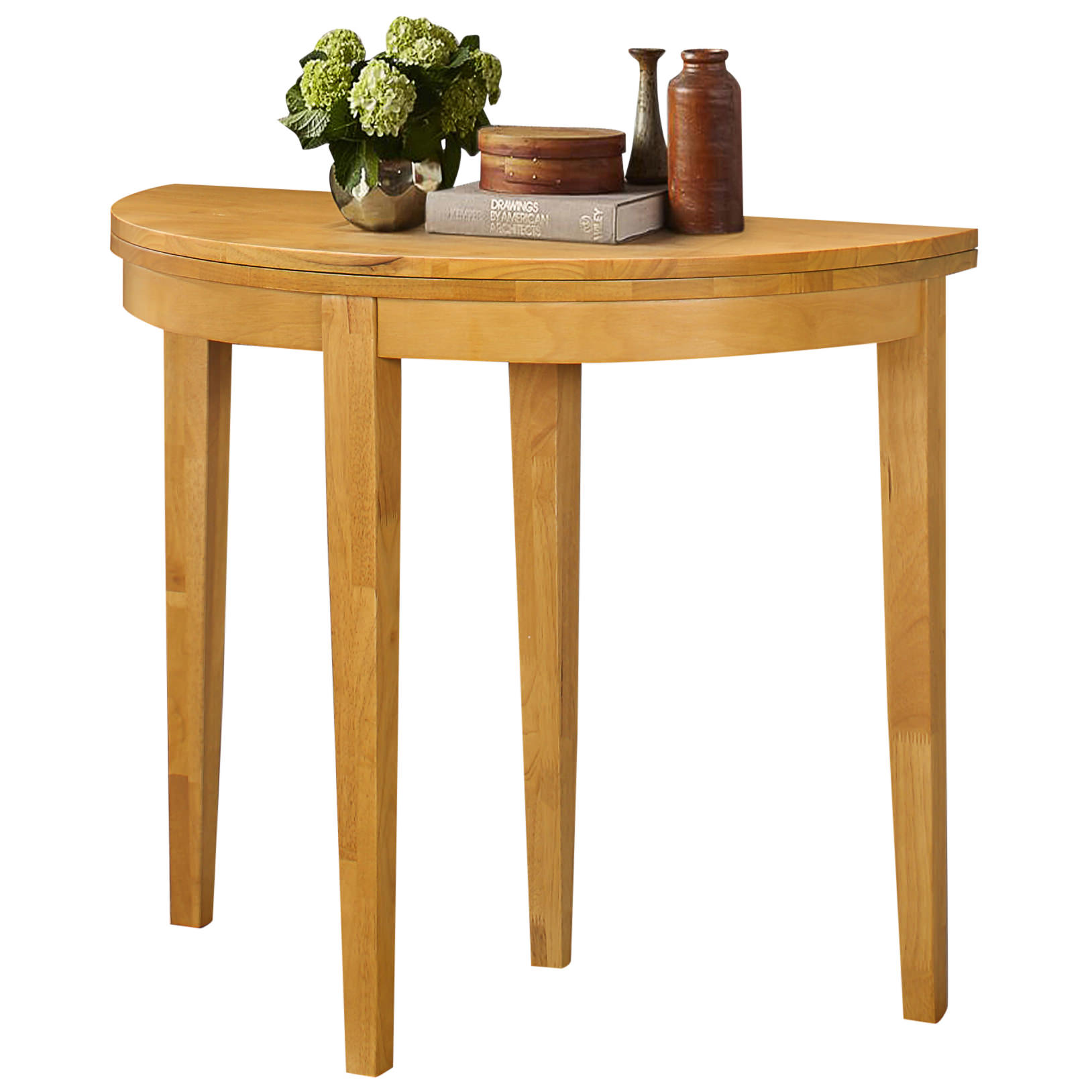 Oak Round Extending Extendable Dining Table And Chair Set