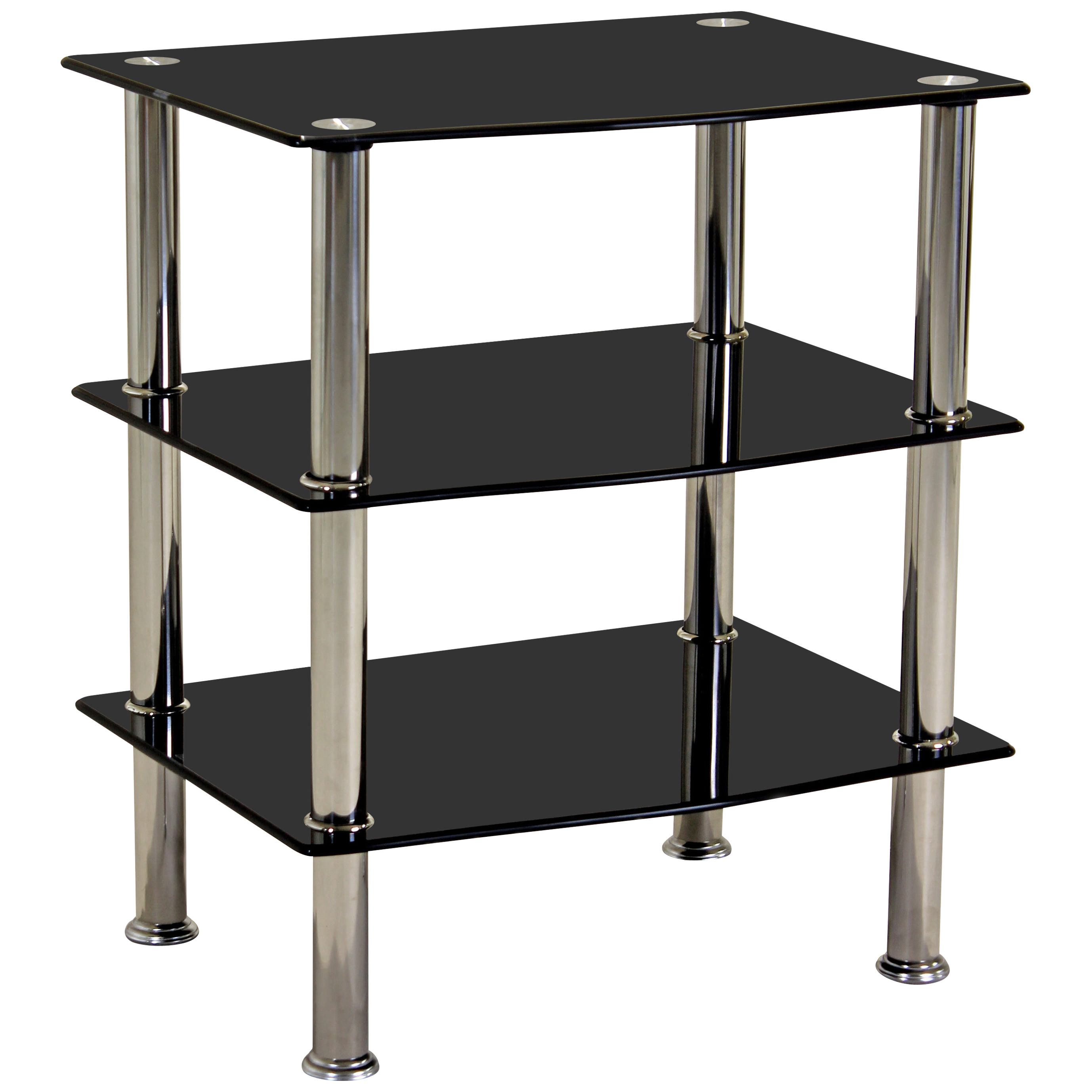 the pedestal tv smart stand its danetti petra chrome with base from and modern pin looks