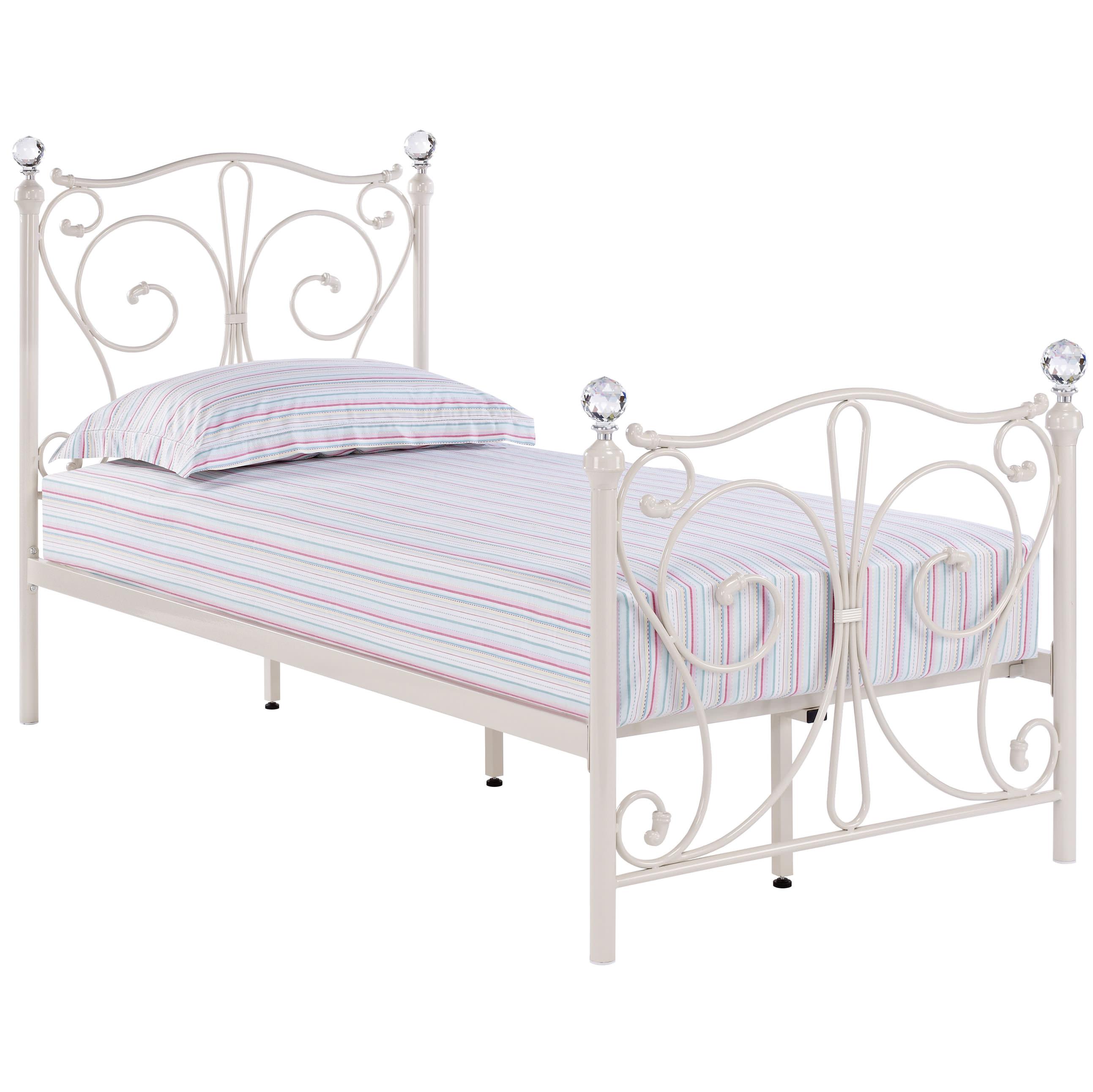 Metal Bed Frame Bedstead | Single Double Kingsize 3ft 4ft6 ...