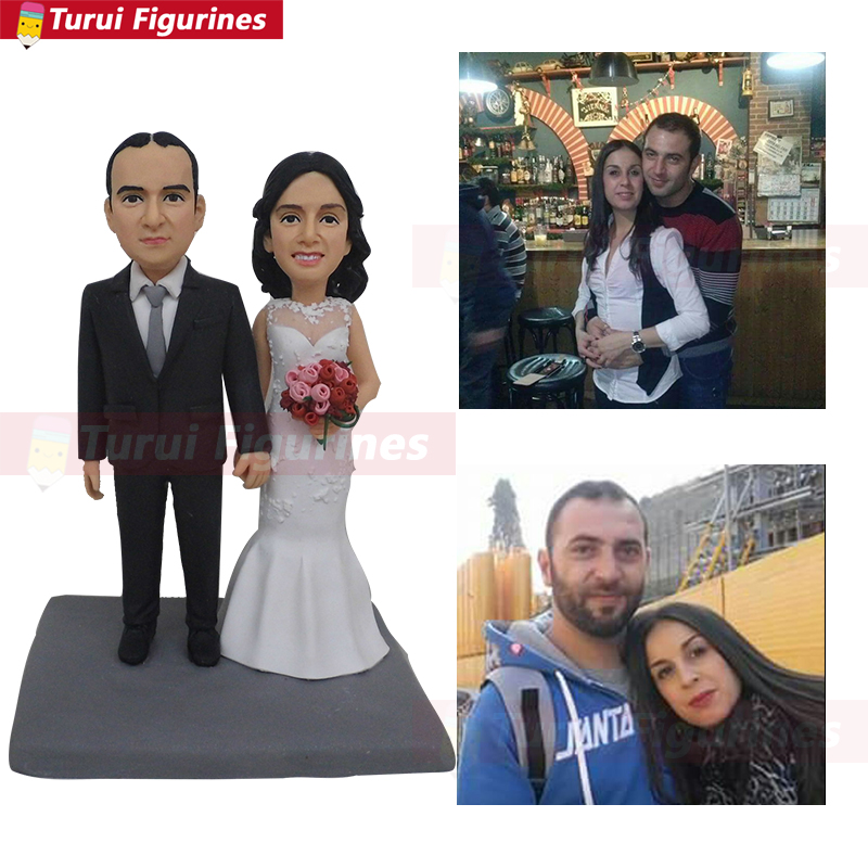 Custom bobblehead - Valentines day ideas for him her