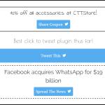 Add Custom Tweet Click Boxes to Your WordPress Website