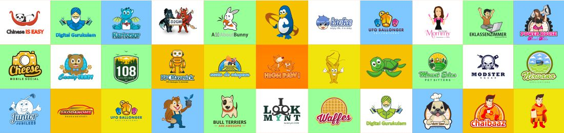 Mascot and Logo Design Services