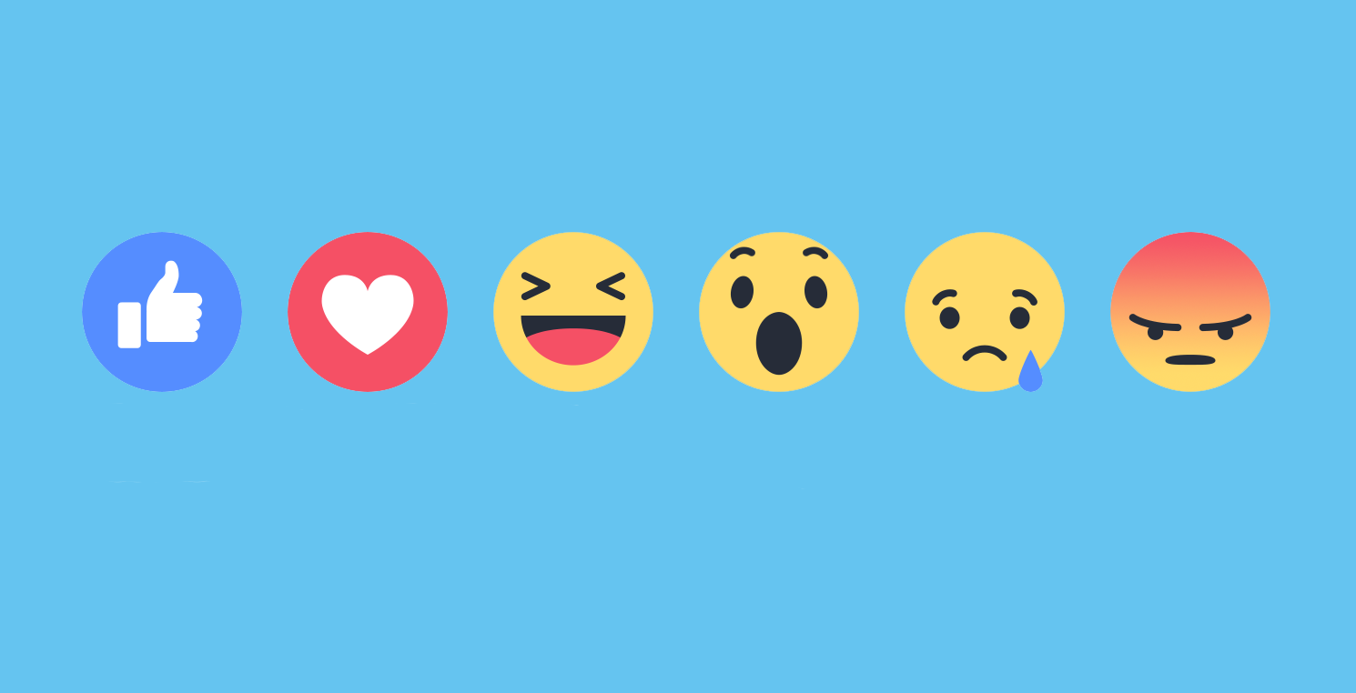 facebook reactions WordPress