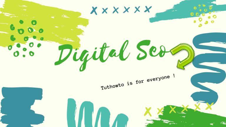 digital seo information website