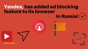 Yandex has added ad blocking feature to its browser in Russia