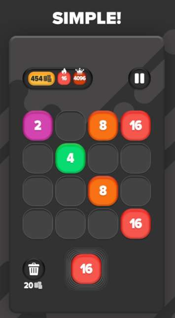 Duple game image while playing live