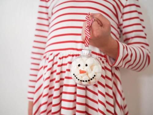 Marshmallow'dan Kardan Adam Süsü - Yeni Yıl Özel