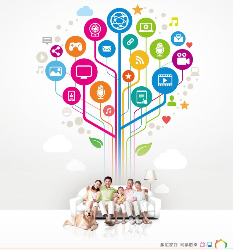數位家庭 🔥 新竹振道數位有線電視/凱擘大寬頻