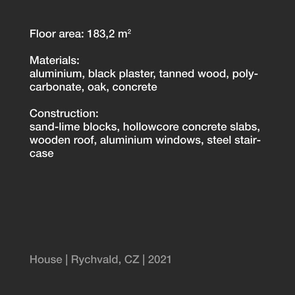 Adit | HouseŠtola | Rodinný důmDesign:@tvarycreativegroup…#architecture#architektura #home #homes #homedesign #houses #blackhouse #architects #dreamhome #homesweethome #luxury #luxuryhomes #architecturelovers #archwork#design #interior #interiordesign #civilengineering