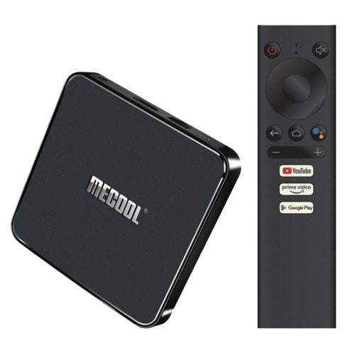 جهاز MECOOL KM1 تي في بوكس بمعالج S905X3