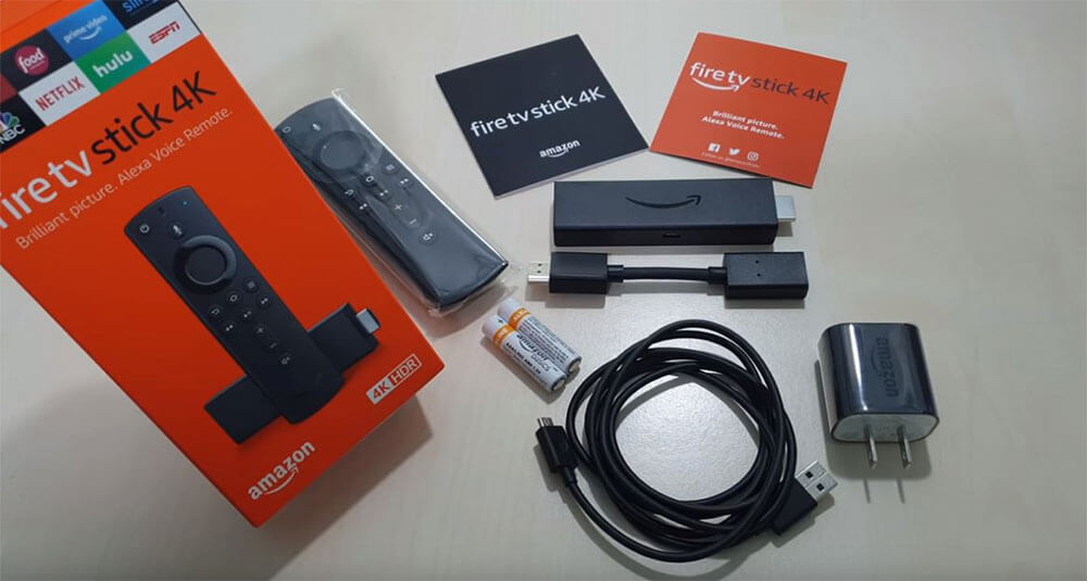 مراجعة جهاز Fire TV Stick 4K