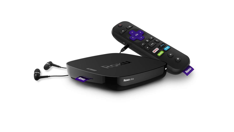 جهاز Roku Ultra Tv Box – جودة 4K Ultra HD