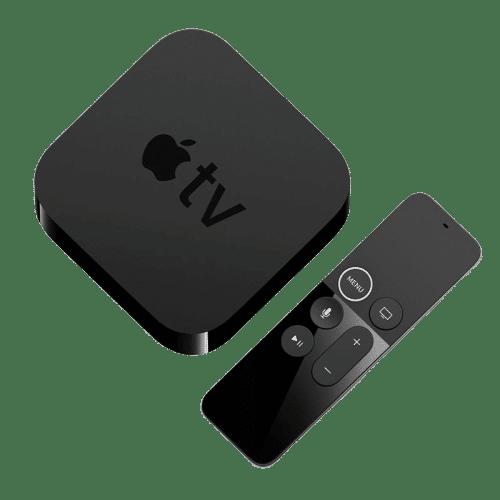 جهاز Apple TV 4K تي في بوكس