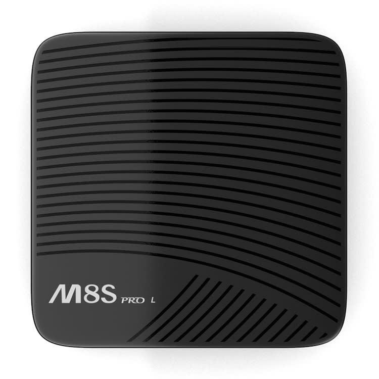 جهاز Mecool M8S PRO L – أندرويد 7.1