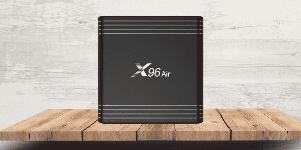 وصف جهاز X96 Air تي في بوكس