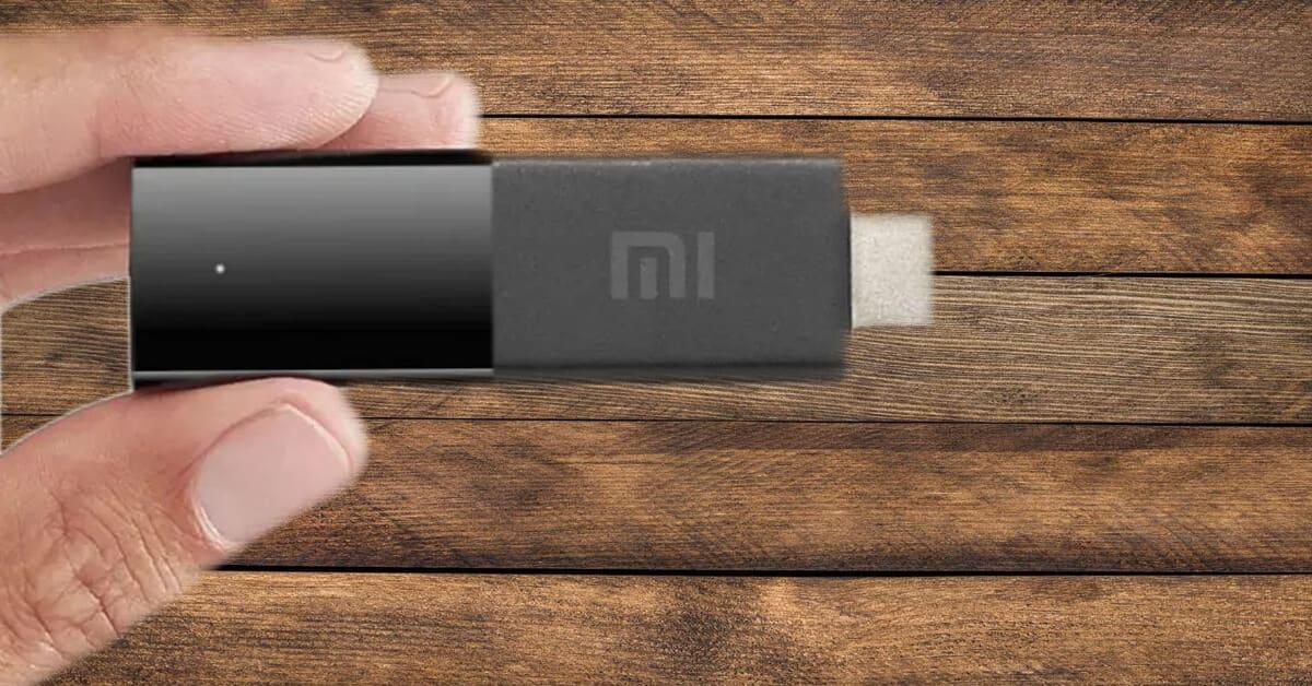 جهاز Xiaomi Mi TV-Stick أندرويد تي في بوكس الجديد