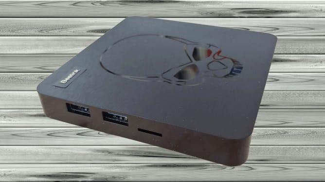 جهاز Beelink GT King تي في بوكس03