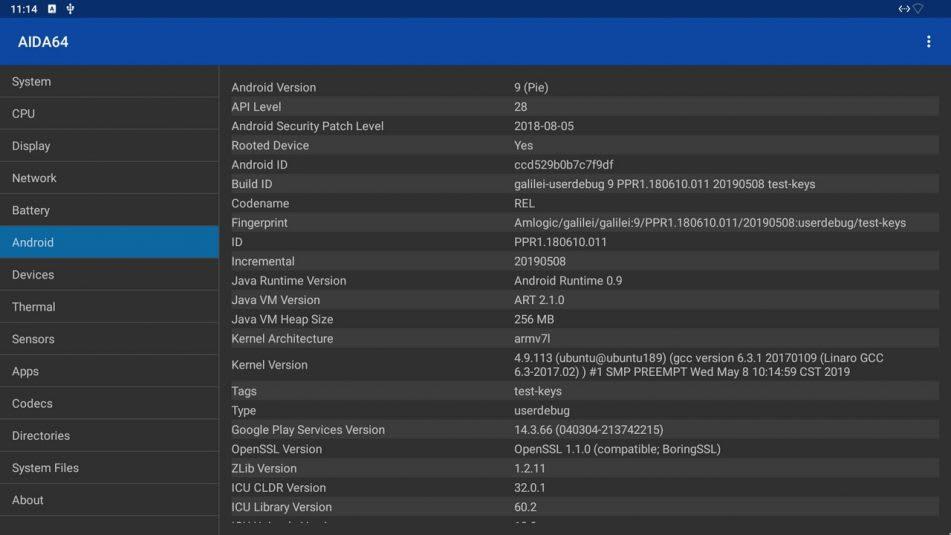 وأداء جهاز Beelink GT King 01
