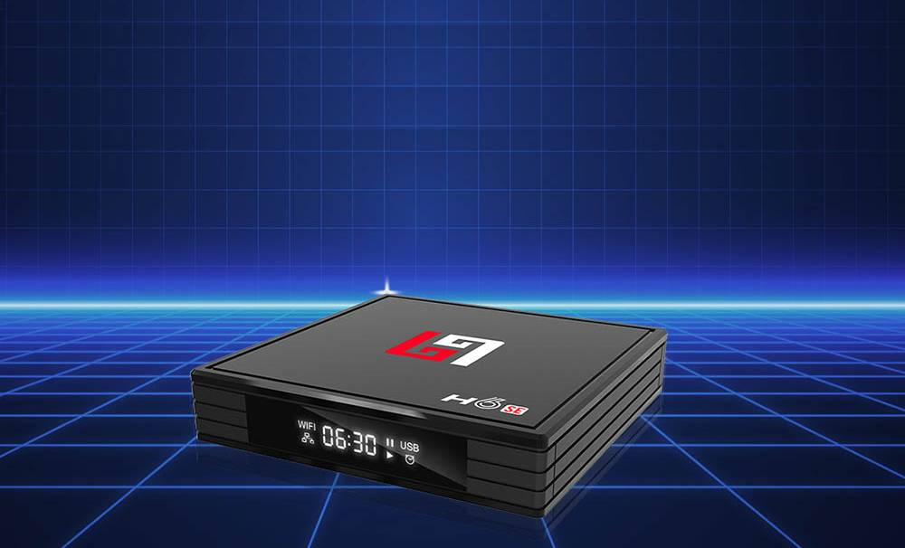 جهاز H6SE أندرويد تي في بوكس
