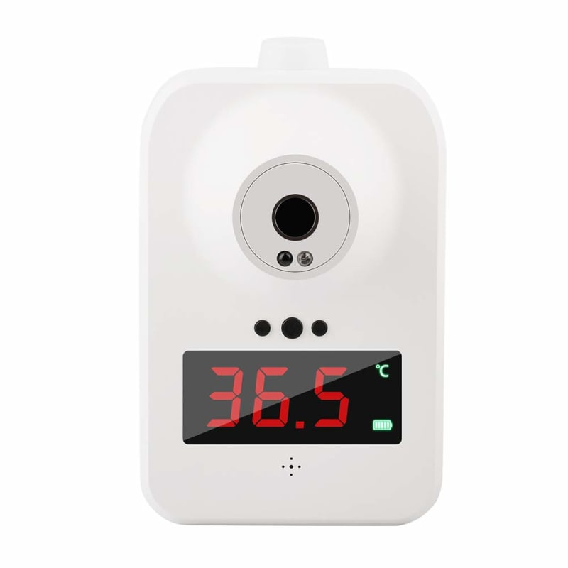 Hands-free Temperature