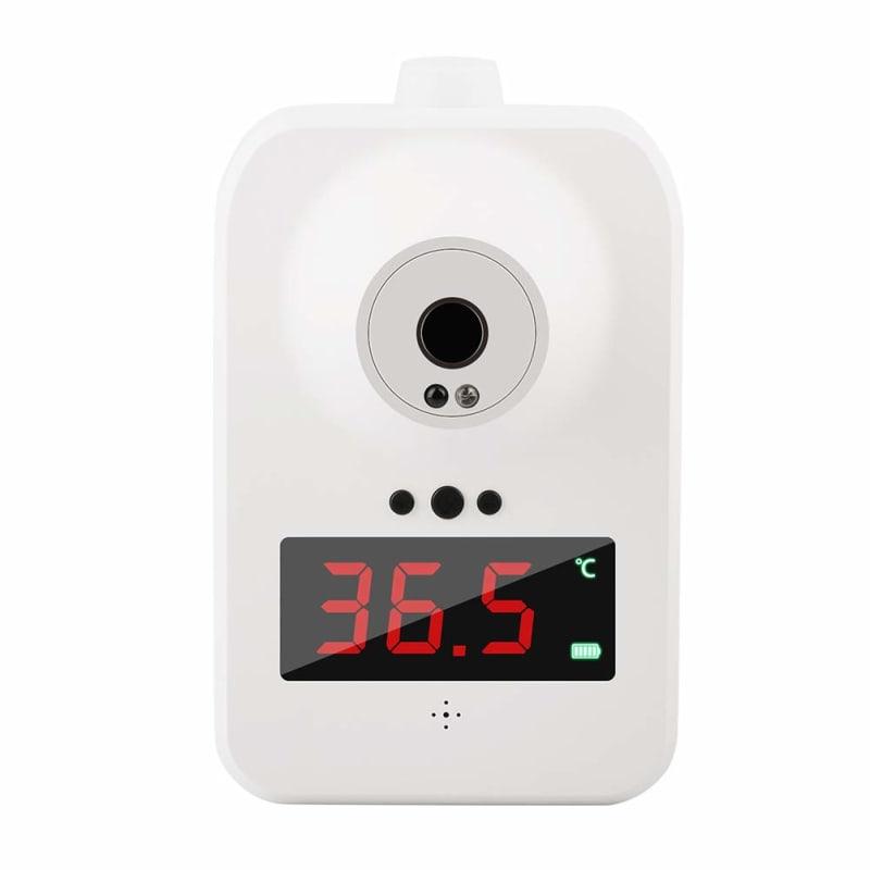 Hands-free TemperatureMeasuring Systems for Fever Symptom Control