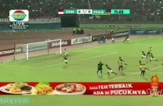 Video Gol Pinalti Indonesia vs Malaysia - Piala AFF U-16