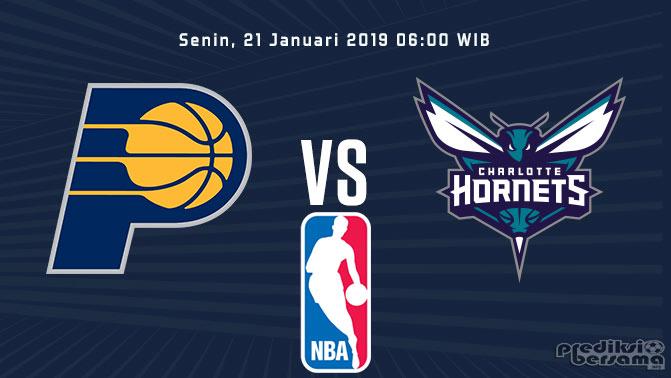 Prediksi NBA: Indiana Pacers vs Charlotte Hornets