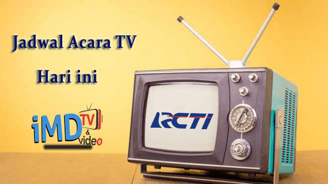Jadwal Acara RCTI Hari ini