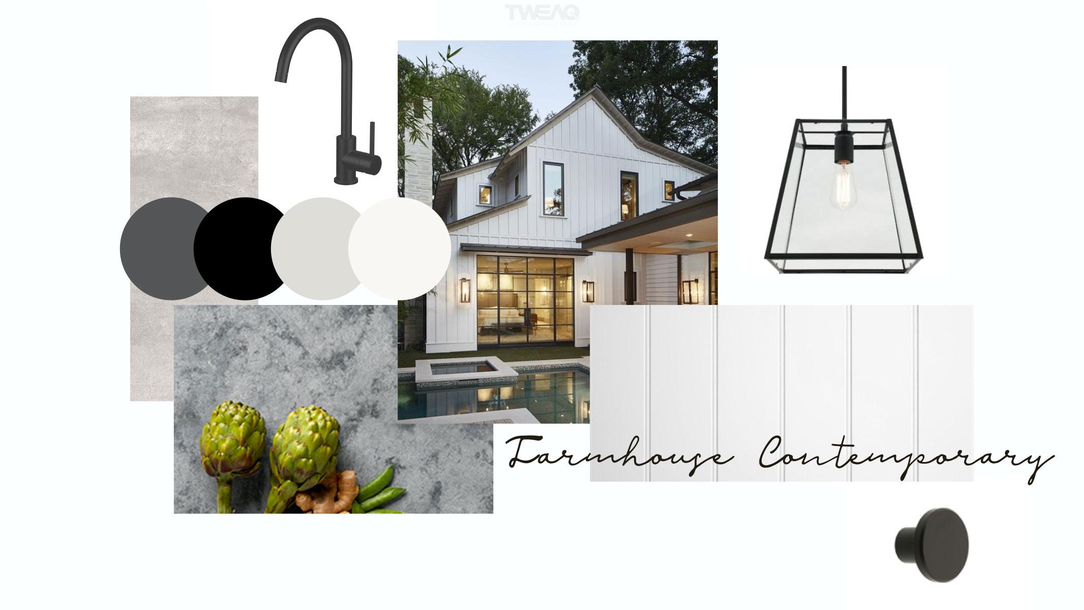 Farmhouse Contemporary