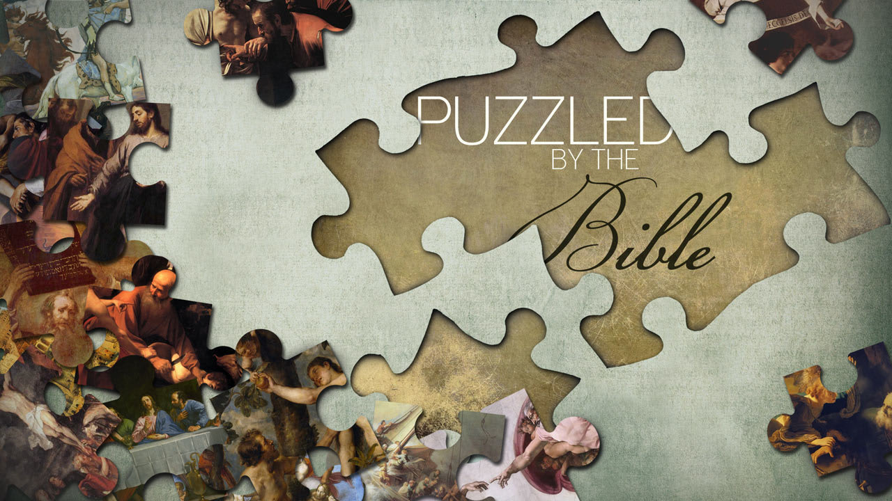 Puzzled By The Bible