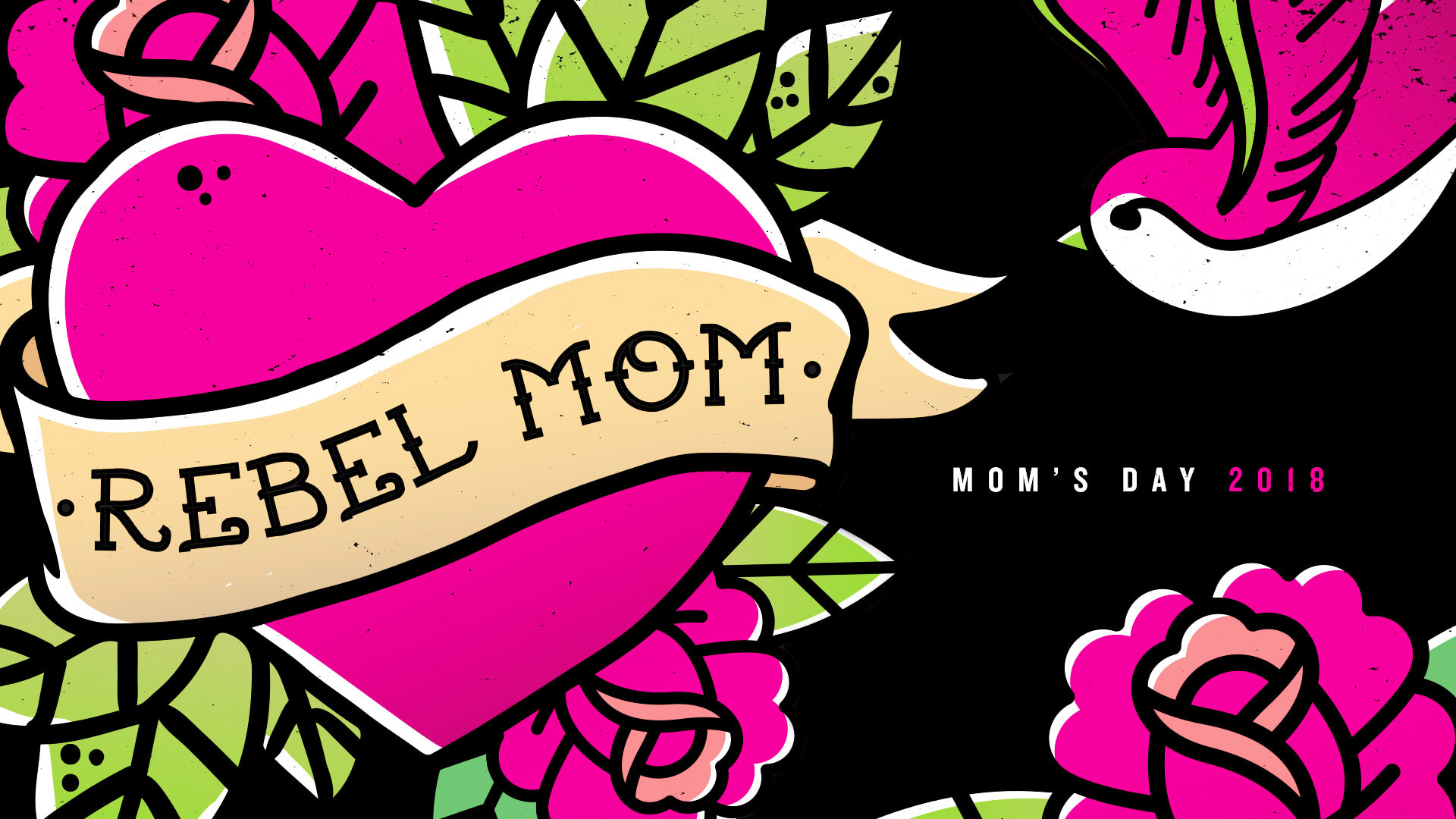 Mom's Day 2018