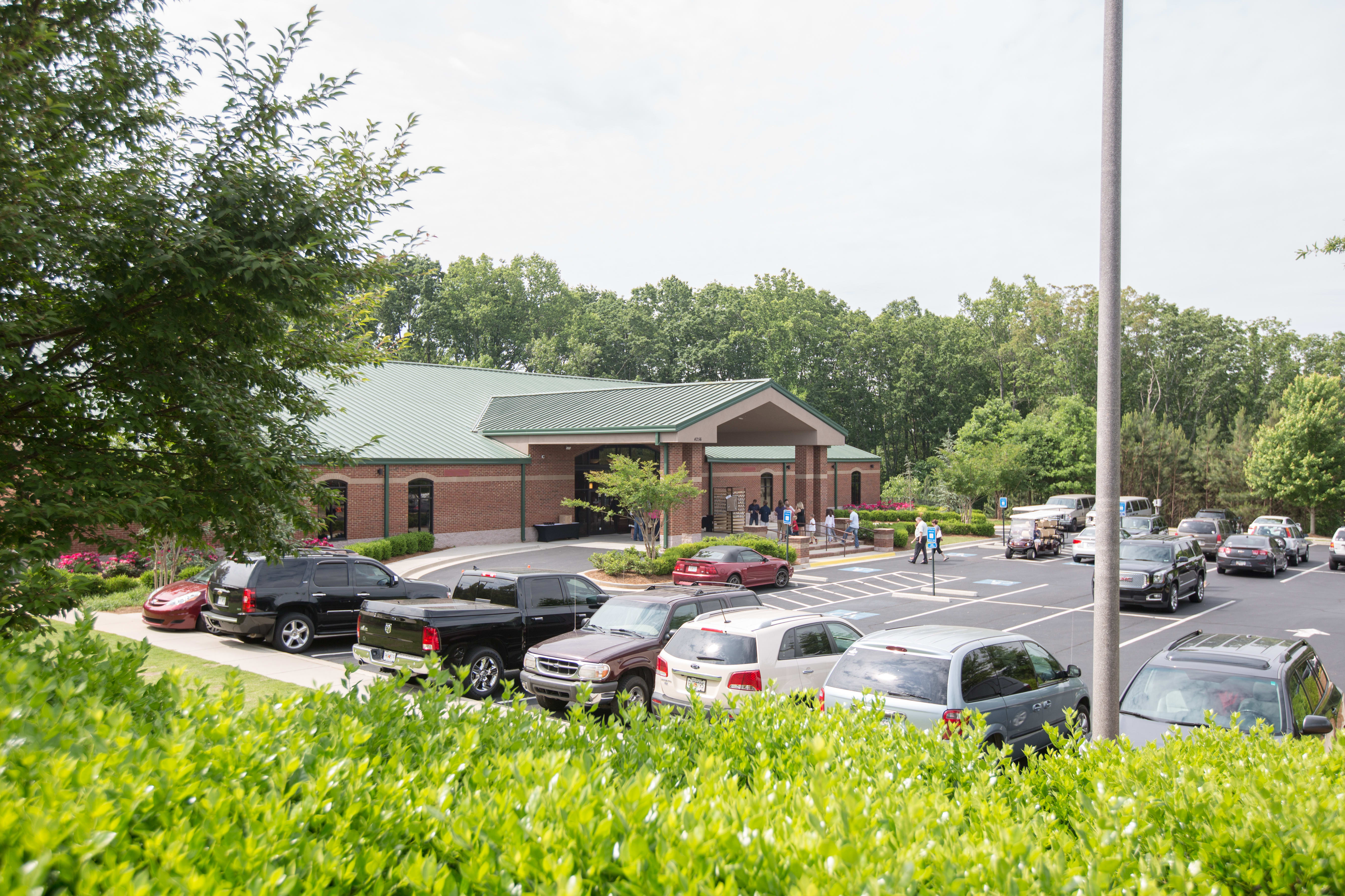 12Stone Church In Flowery Branch