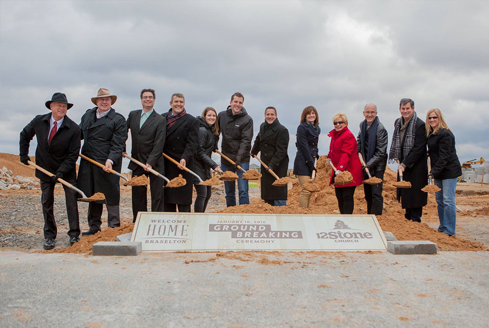Braselton Campus Groundbreaking