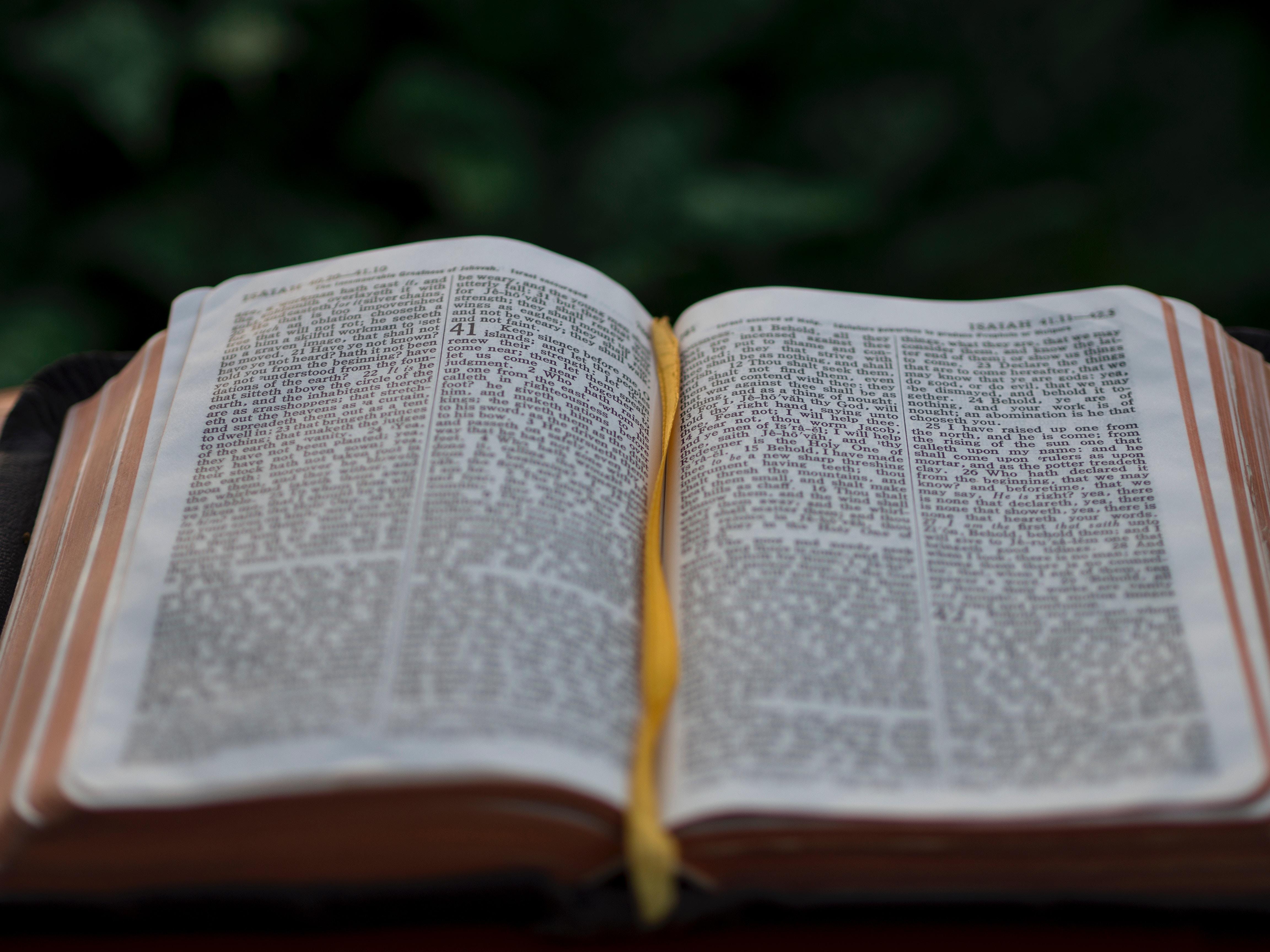 10 Bible Verses on Spiritual Warfare