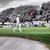 Australian Open 2013, 17th hole showdown between Adam Scott and Rory McIlroy (winner)