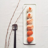 A ceremony Sushi.