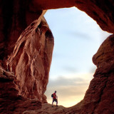 Hazard at Double Arch