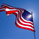 The Star Spangle Banner yet Waves, over the land of the Free & the Home of the Brave✨