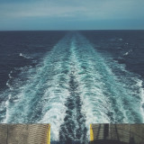 In the middle of the Mediterranean sea