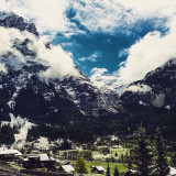 Nothing gets too cold for a beating heart with passion - in Switzerland