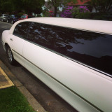 wedding limo in Vancouver