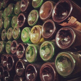 Old wine collection