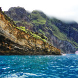 Amazing view of Punta Vicente Roca on Isabela Island - Galapagos Islands, Ecuador.
